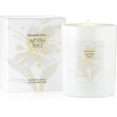 Online Only White Tea Candle