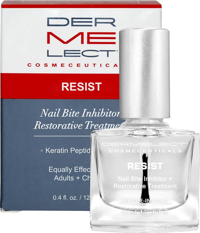 Dermelect Online Only Resist Nail Bite Inhibitor | Ulta Beauty