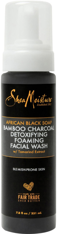 African Black Soap & Bamboo Charcoal Detoxifying Sleep Mask by SheaMoisture #17