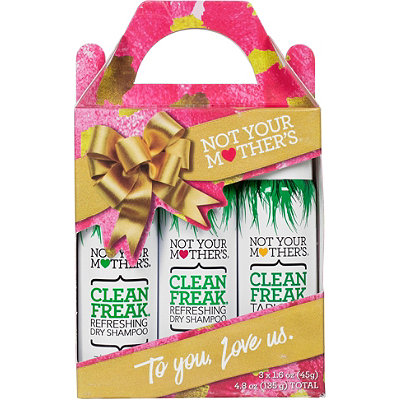Not Your Mother's Clean Freak Refreshing Dry Shampoo Gift Set