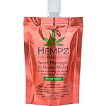 Hempz Sweet Pineapple & Honey Melon Herbal Volumizing Conditioner & Hydrating Hair Mask