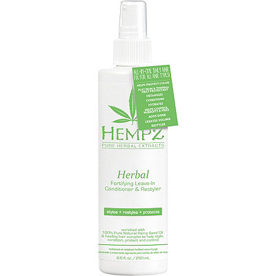 HempzHerbal Fortifying Leave-In Conditioner & Restyler