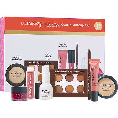 Have Your Cake & Makeup Too 7 Piece Beauty Kit