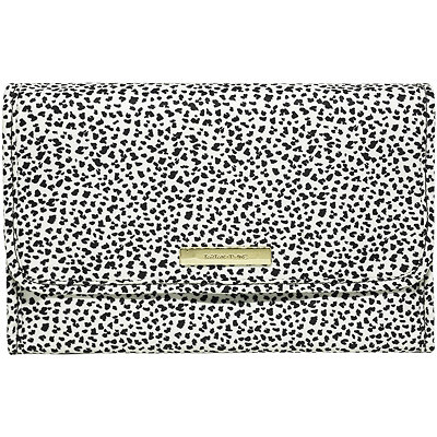 Jungle Fever Hanging Makeup Valet Speckle Print