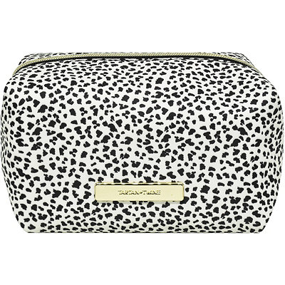Jungle Fever Travel Bag Makeup Box Speckle Print