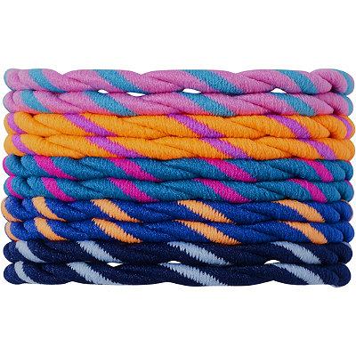 Striped Elastics
