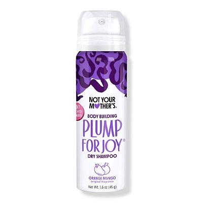 Travel Size Plump For Joy Body Building Dry Shampoo