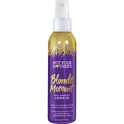 Not Your Mother'sBlonde Moment Seal & Protect Leave-In Conditioner