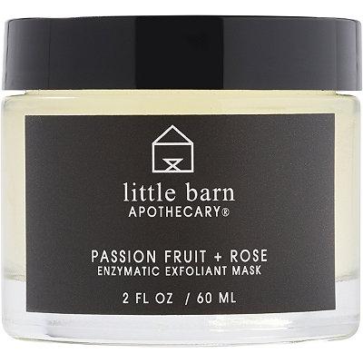 Little Barn ApothecaryPassion Fruit %2B Rose Enzymatic Exfoliant Mask