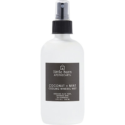 Little Barn ApothecaryCoconut + Mint Cooling Mineral Mist