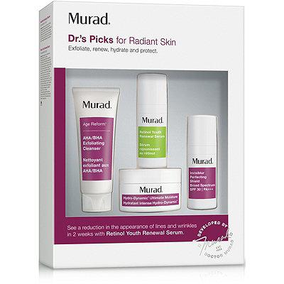 MuradDr.'s Picks for Radiant Skin