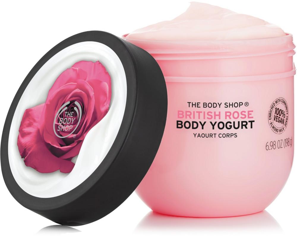 The Body Shop British Rose Yogurt Ulta Beauty Acnes Natural Care Face Wash