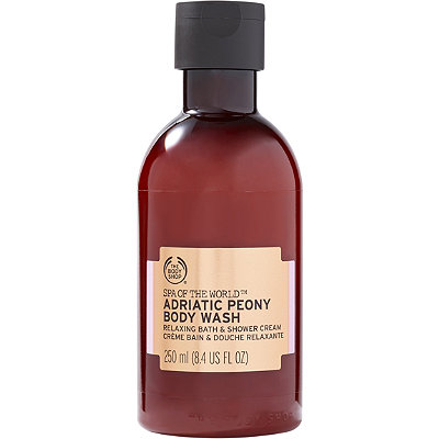 Spa Of The World Adriatic Peony Bath & Shower Cream