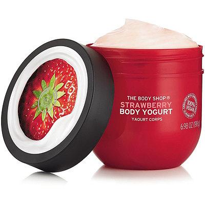 Strawberry Body Yogurt
