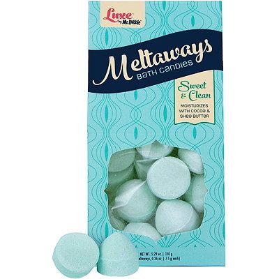 Sweet & Clean Meltaway Bath Candies