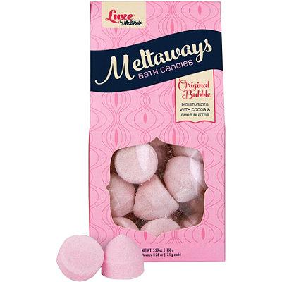 Original Bubble Meltaway Bath Candies