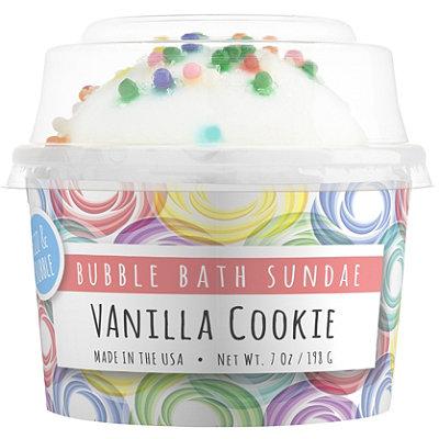 Vanilla Cookie Sprinkle Bath Sundae