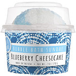 Blueberry Cheesecake Bath Sundae