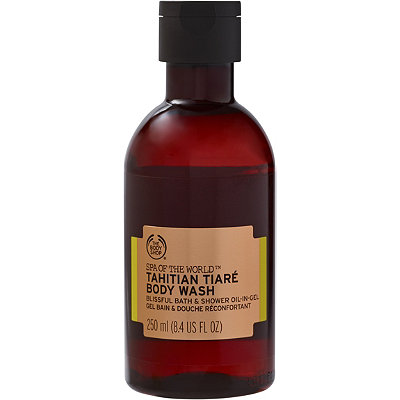 Spa Of The World Tahitian Tiaré Bath & Shower Oil-In-Gel