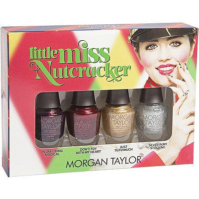 Morgan TaylorLittle Miss Nutcracker Mini 4 Pc Set