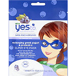 Yes to Superblueberries Recharging Greek Yogurt & Probiotic Super Eye Mask