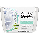 Daily Sensitive Cleansing Cloths Tub w/ Aloe Extract