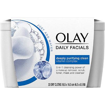 Daily Facial Cleansing Cloths Tub