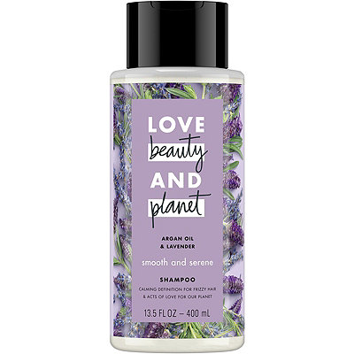 Smooth and Serene Argan Oil & Lavender Shampoo