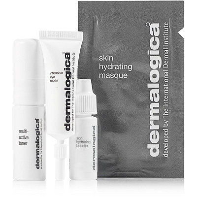 DermalogicaFREE deluxe Hydration packette w%2Fany %2450 Dermalogica purchase