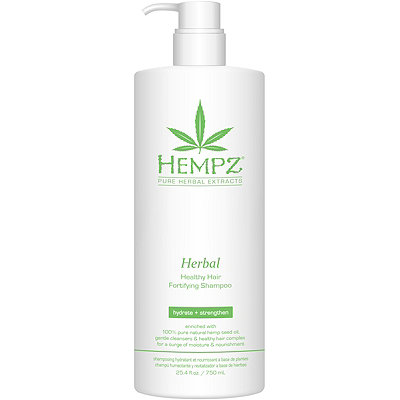 Online Only Herbal Healthy Hair Fortifying Shampoo
