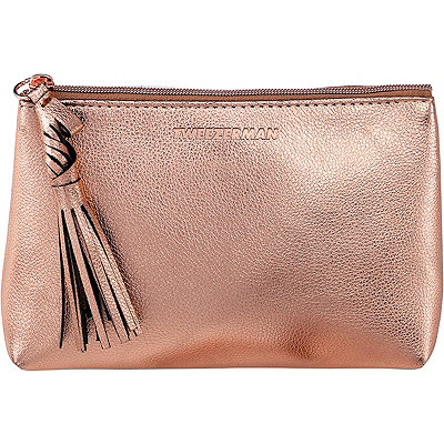 TweezermanOnline Only! FREE Rose Gold Cosmetic bag w/any $20 Tweezerman purchase