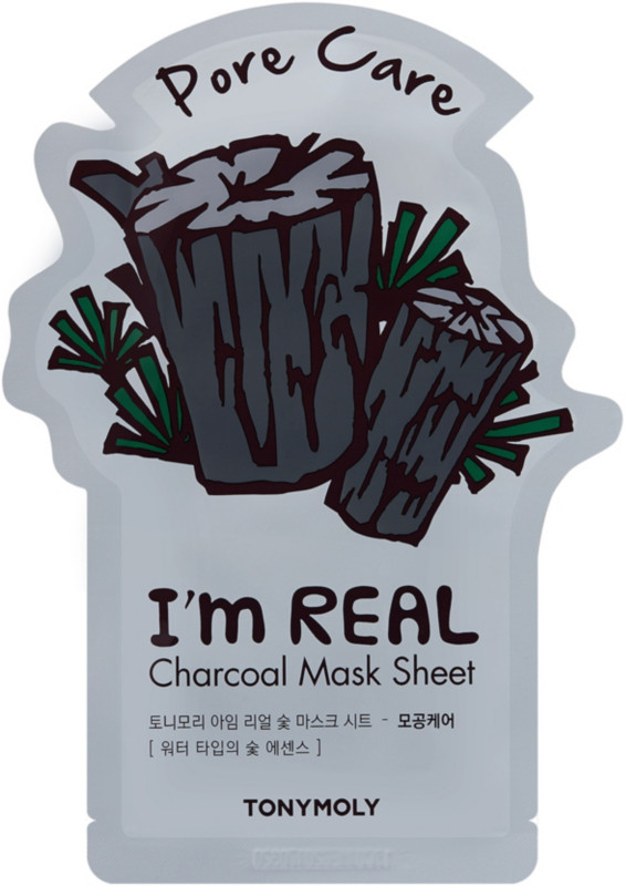 I'm Real Red Wine Sheet Mask by TONYMOLY #11