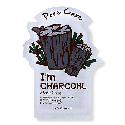 TONYMOLYI'm Real Charcoal Sheet Mask