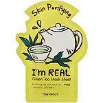 TONYMOLY I'm Real Green Tea Sheet Mask