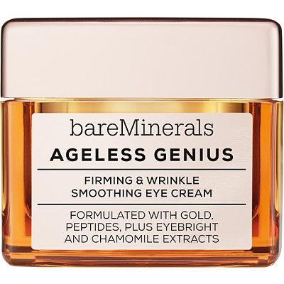 BareMineralsAgeless Genius Firming & Wrinkle Smoothing Eye Cream