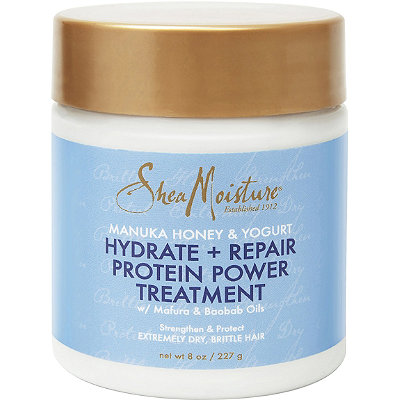 SheaMoistureManuka Honey & Yogurt Hydrate + Repair Protein-Strong Treatment