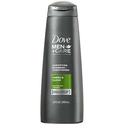Men+Care Fresh and Clean 2-in-1 Shampoo and Conditioner