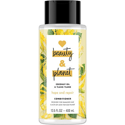 Planet Hope and Repair Coconut Oil & Ylang Ylang Conditioner