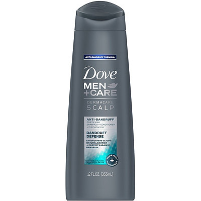 Men+Care Dermacare Scalp Dandruff Defense 2-in-1 Shampoo & Conditioner