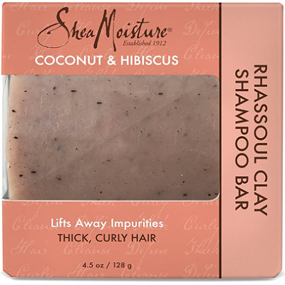 Coconut & Hibiscus Curl Enhancing Clay Shampoo Bar
