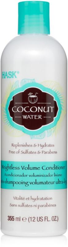 Hask Coconut Water Weightless Volume Conditioner Ulta Beauty