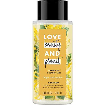 Hope and Repair Coconut Oil & Ylang Ylang Shampoo