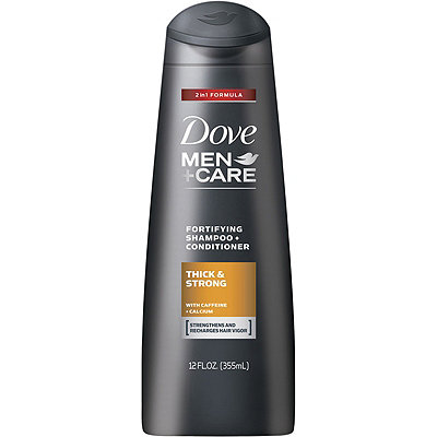 Men+Care Thick and Strong 2-in-1 Shampoo and Conditioner
