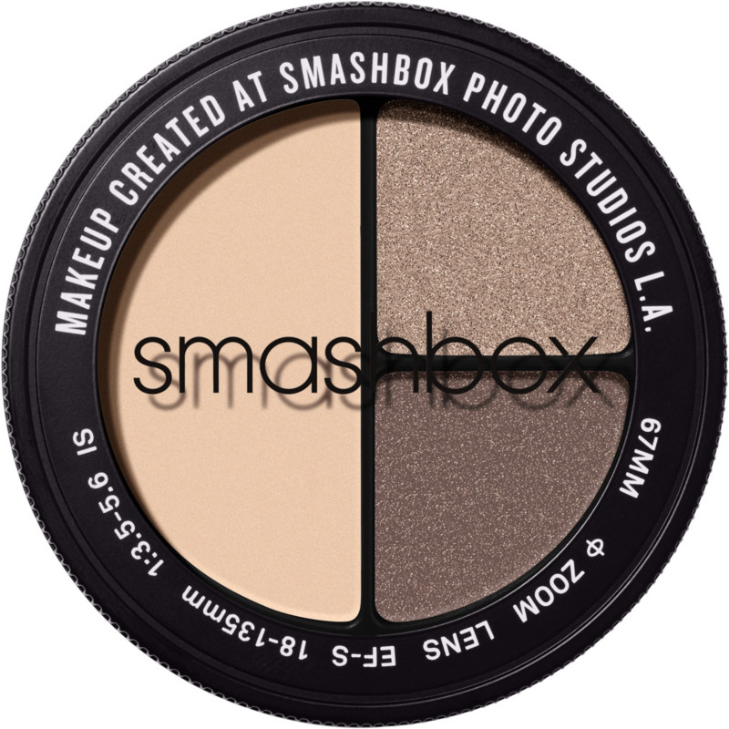 Color:Night Shoot (Soft Beige Matte, Taupe Sheen, Warm Charcoal Sheen) by Smashbox