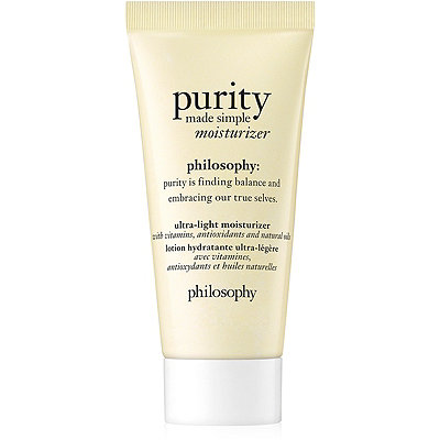 Travel Size Purity Made Simple Moisturizer