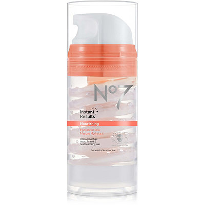 No7Instant Results Nourishing Hydration Mask