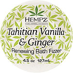 Tahitian Vanilla & Ginger Renewing Bath Fizzer
