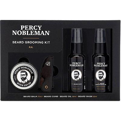Percy NoblemanOnline Only Beard Grooming Kit