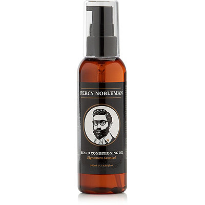 Percy Nobleman Online Only Signature Scented Beard Conditioning Oil