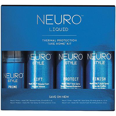 Paul MitchellOnline Only Neuro Liquid Take Home Kit